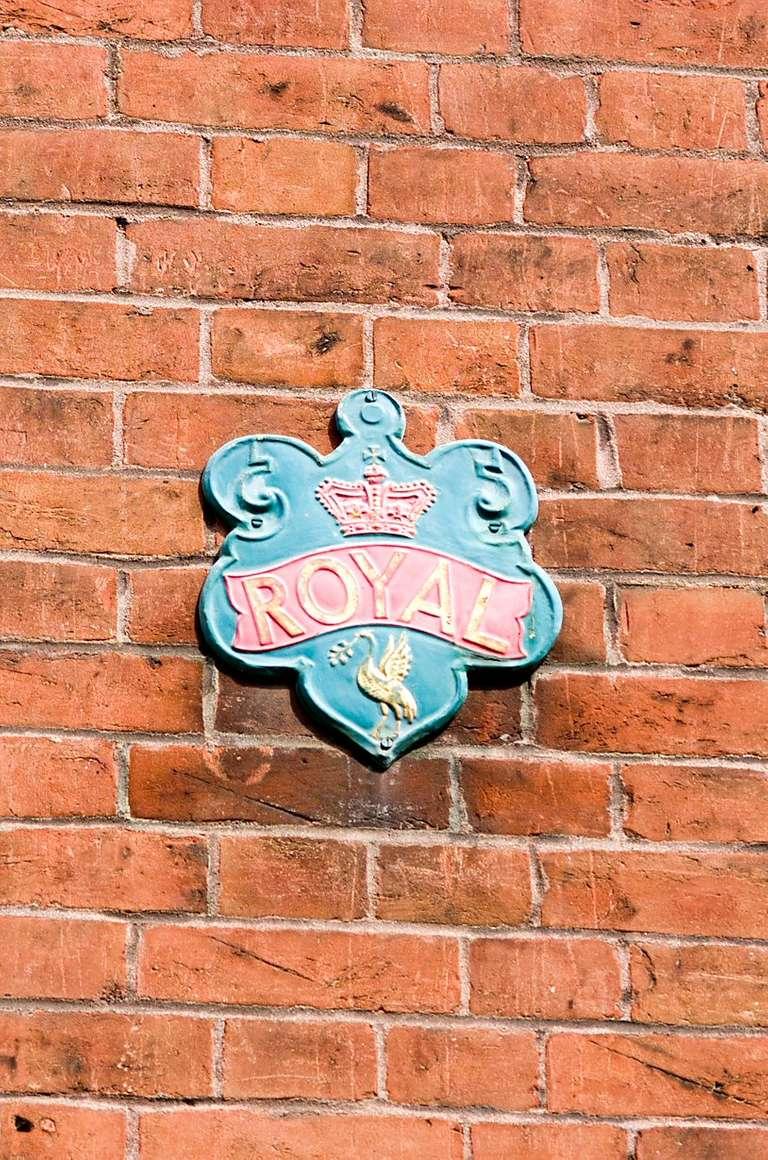 Royal London Plaque